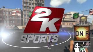 NBA 2K15 Tim Duncan vs Kobe Bryant 1v1 Blacktop PC Gameplay
