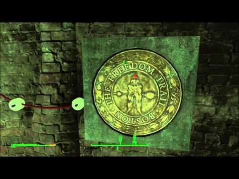 fallout freedom trail ring solved puzzle youtube