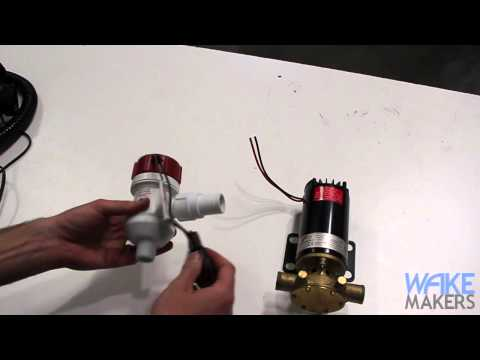 Basics of Ballast Pumps - Portable, Aerator and Flexible Vane Pumps
