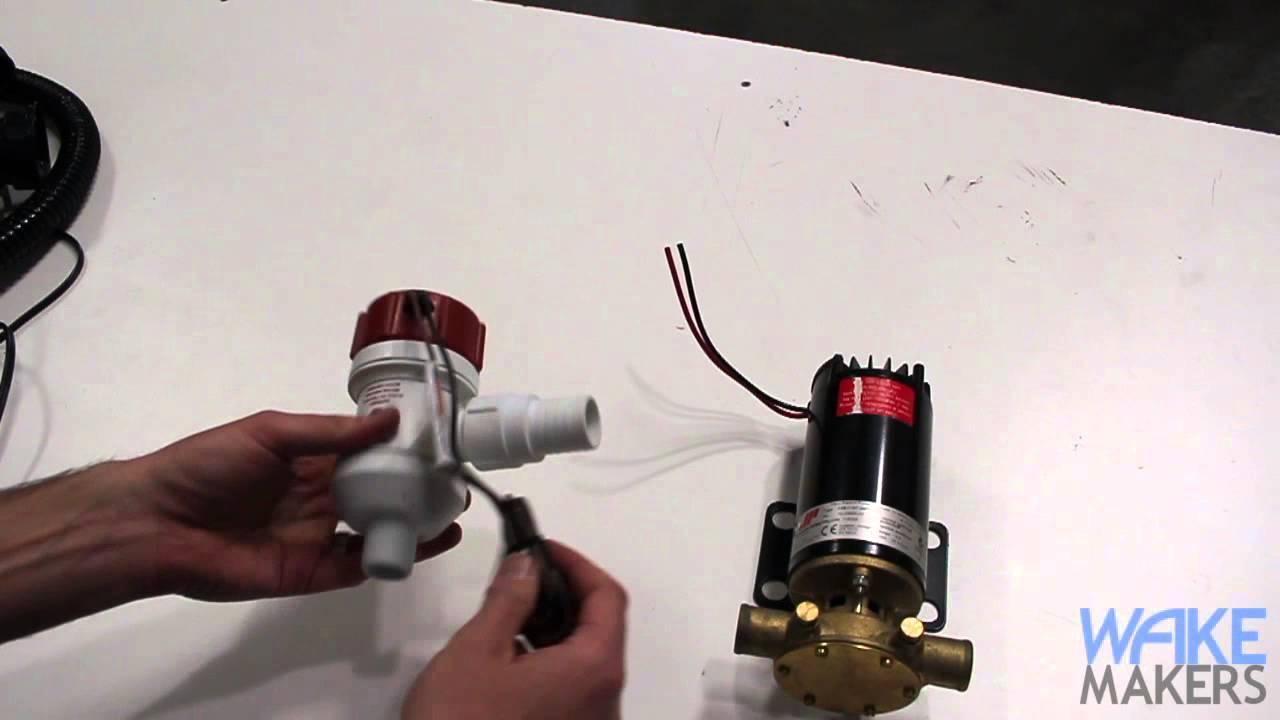 wiring diagram for rule pro series 700 gph aerator pump