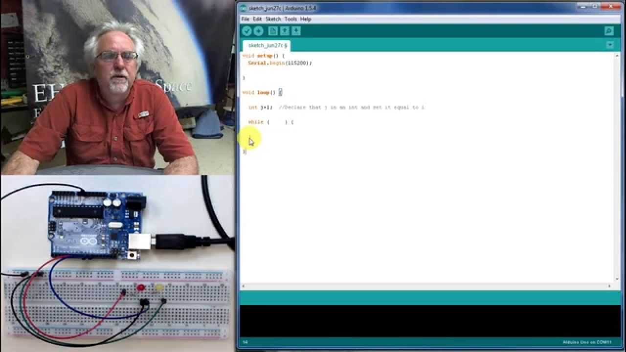 Solved: Write an arduino program using the if else if