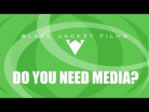 BLACK JACKET FILMS - MEDIA AD