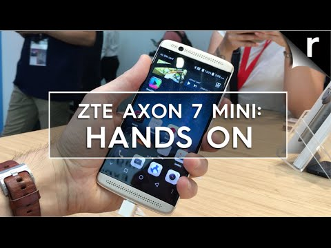 standard zte axon 7 hands on review the following changes