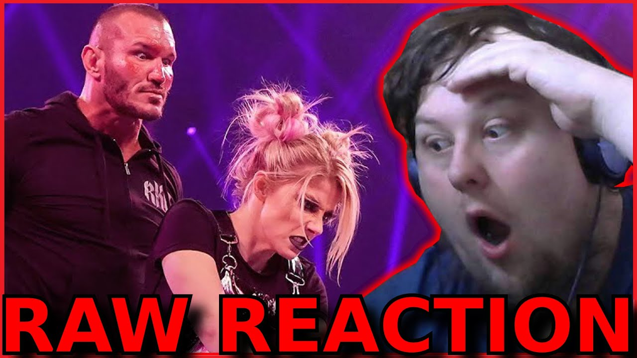 Download RKO from outta nowhere on Alexa Bliss! : RAW Reaction 25.Jan.2021