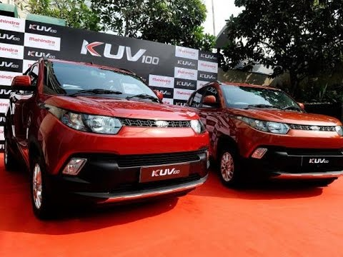 The New Mahindra KUV100 - All You Need To Know | Video