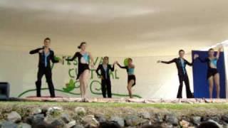 Bachata-Salsa Campus Morelia Grupo Baile...