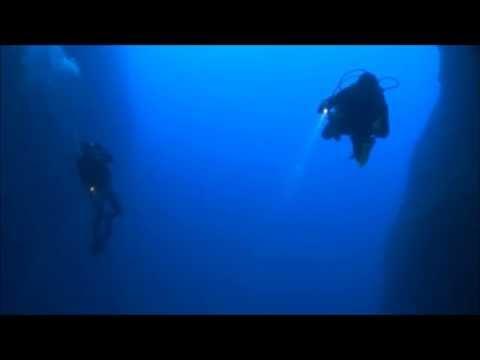 Невероятное на дне средиземного моря.