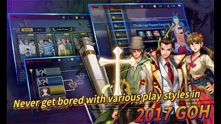 Video Gameplay. 2017 The God Of High School (ENG) Keren actionnya guys !!! download MP3, 3GP, MP4, WEBM, AVI, FLV Maret 2018