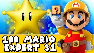Super Mario Maker: Reach For The Stars (Expert #31)