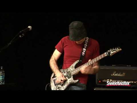 """Joe Satriani Plays """"Flying in a Blue Dream"""" Live at Sweetwater"""