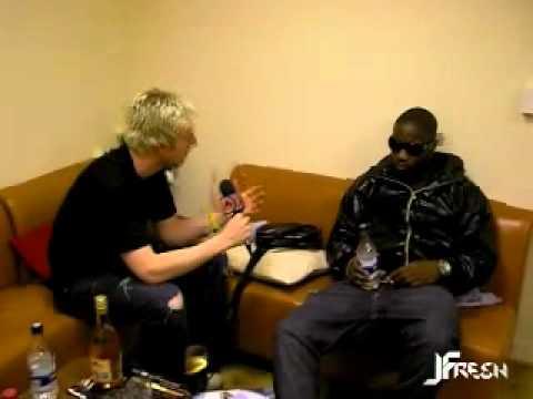 Lethal Bizzle Interview - J Fresh TV - 29.06.10 - 1/2