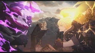 Top 30 Action/Fantasy Anime (2010 - 2018)