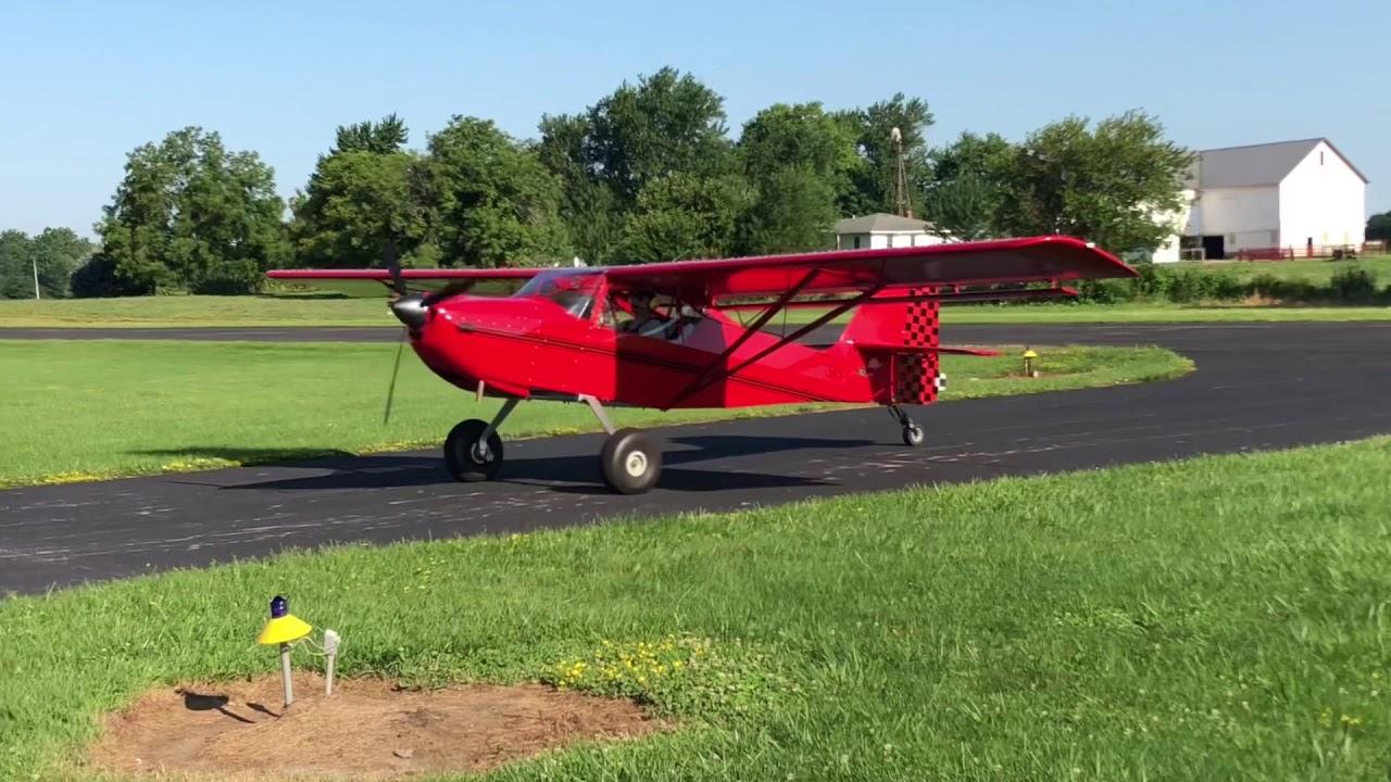 Kitfox 5 test flight 1 sold