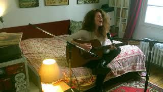 Margot Cotten Special Coronavirus * Stuck Inside Of Paris With The Virus Blues Again * (Bob Dylan)