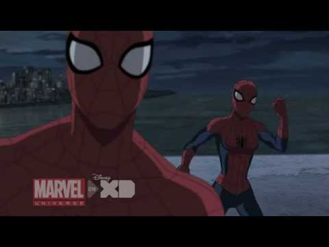 Marvel's Ultimate SpiderMan: WebWarriors Season 3, Ep. 9   1