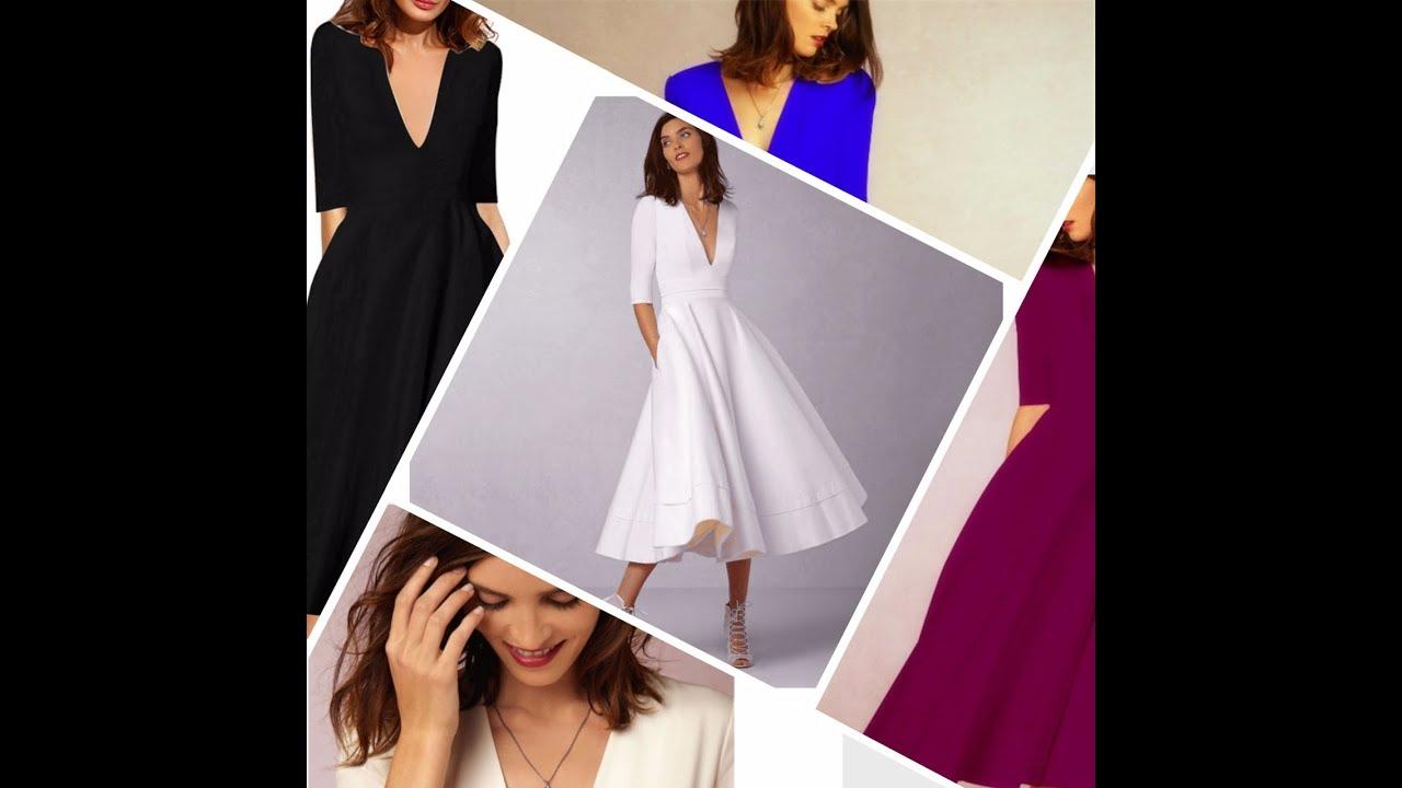 Лучшая женская одежда с AliExpress - Платье с длинным рукавом для .