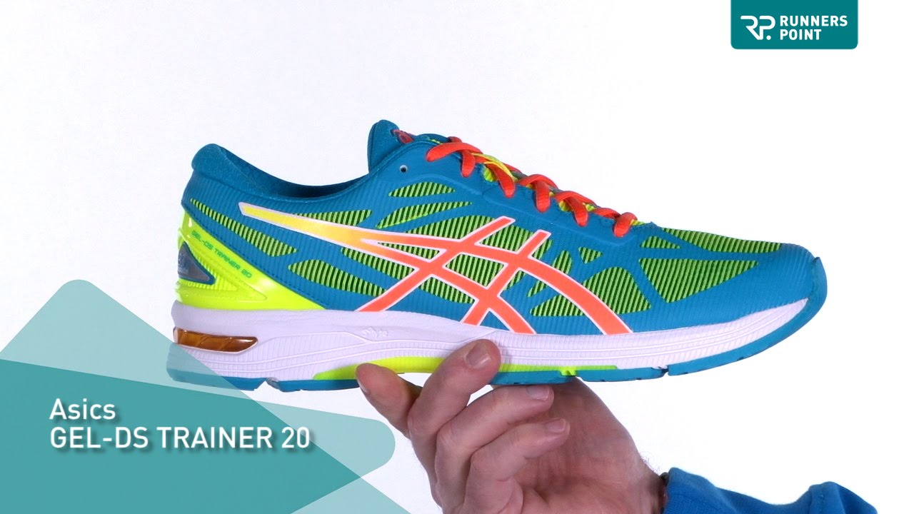 asics gel ds trainer 20 test