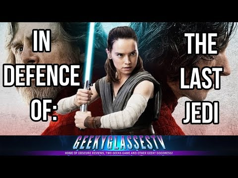 In Defence of The Last Jedi (A How Bad Could it Be Review)