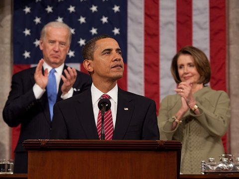 The President Addresses Joint Session of Congress: 2/21/09