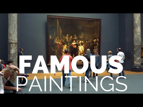 12 Most Famous Paintings of all Time