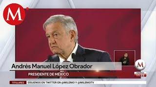 No hay denuncias contra EPN por Odebrecht: AMLO
