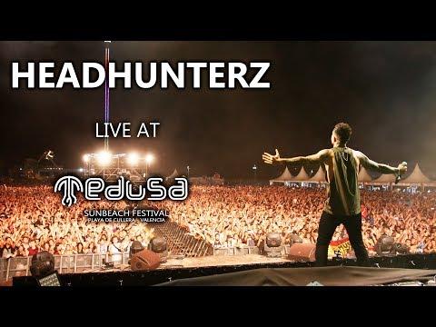 Headhunterz - Live At Medusa Sunbeach Festival 2017