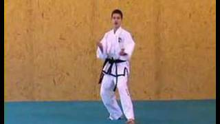 ITF Taekwon-Do Patterns (9 of 14) Toi-Gae