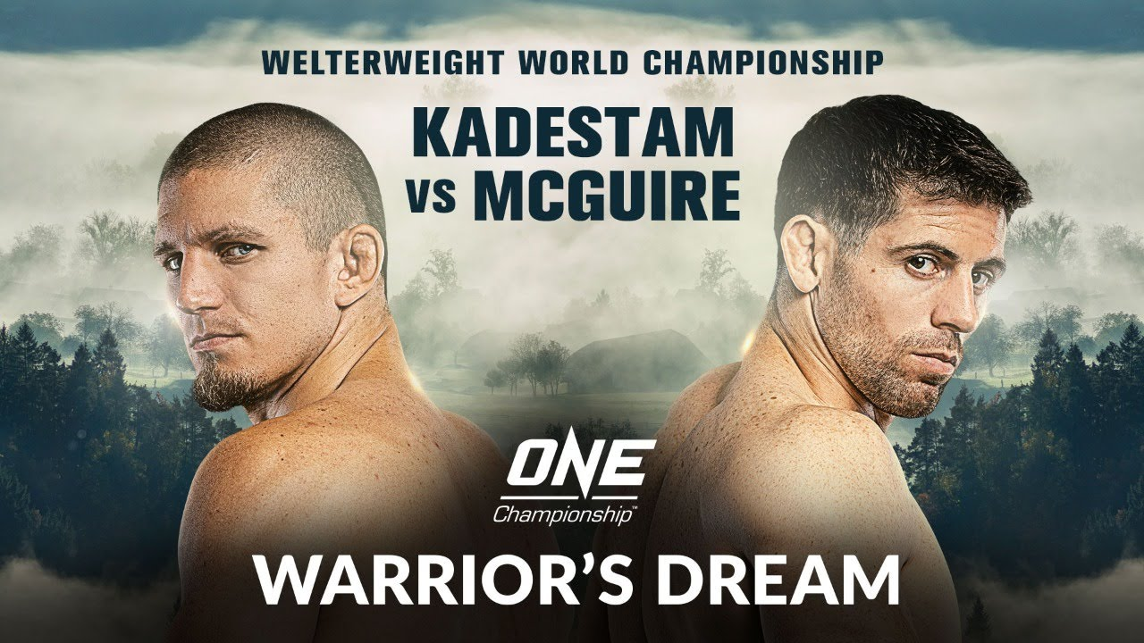 ONE Championship: WARRIOR'S DREAM | ONE@Home Event Replay