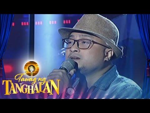 Tawag Ng Tanghalan: Sherwin Castro | Ngayo'y Naririto
