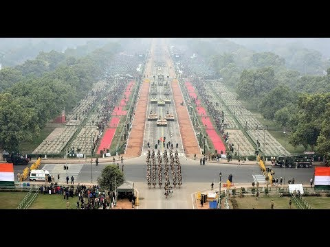 REPUBLIC DAY PARADE 2018 LIVE