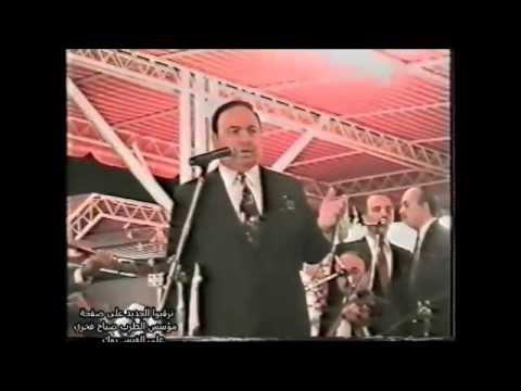 مؤسس الطرب صباح فخري - حفلة ال شمسي عام 1995 - يامنت وحشني - 1