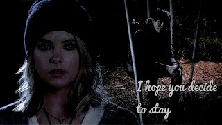 Hanna & Caleb ¦ I hope you decide to stay (TJC)