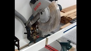 Mitre Saw Docking Station # 12