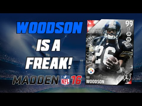 Rod Woodson Is Lethal! | Madden 16 Ultimate Team - Ultimate Legend Pack Opening