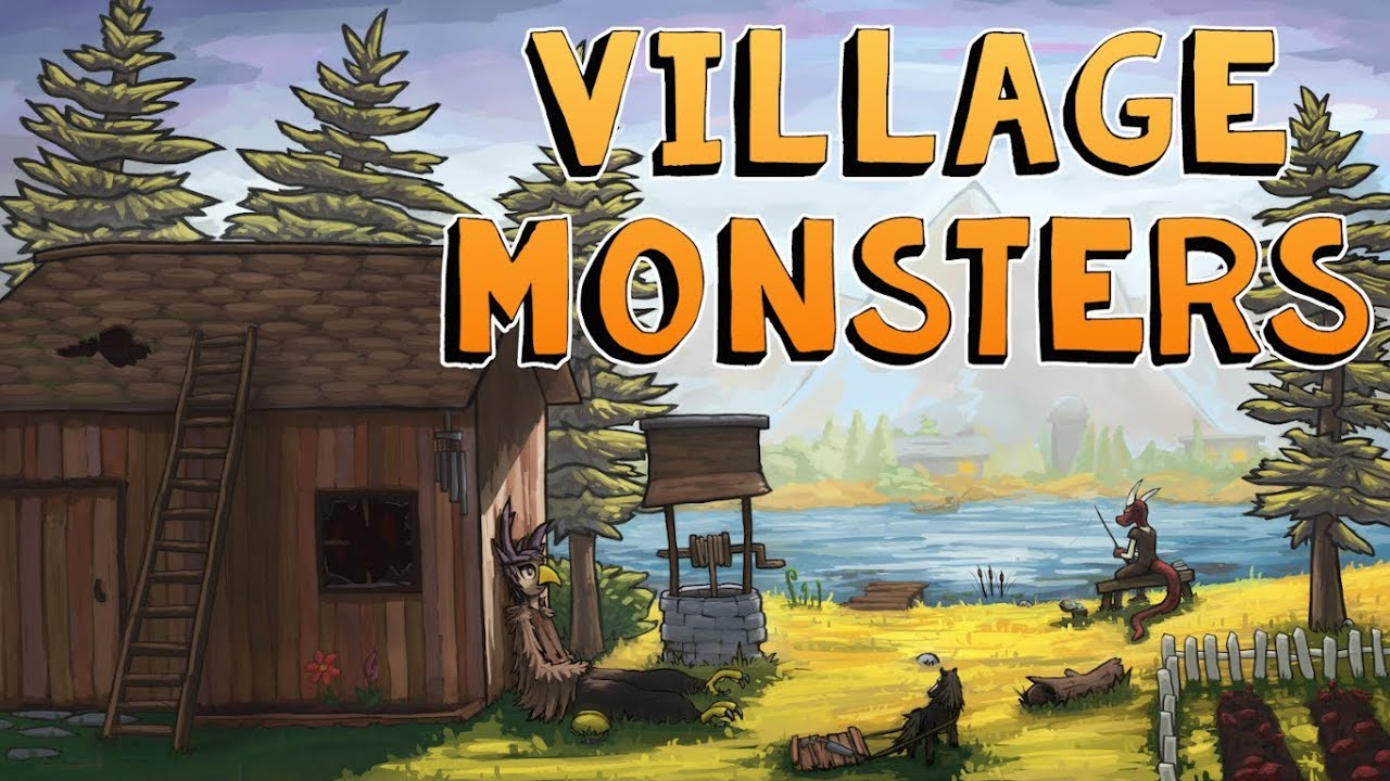 Village Monsters Trailer (2019)