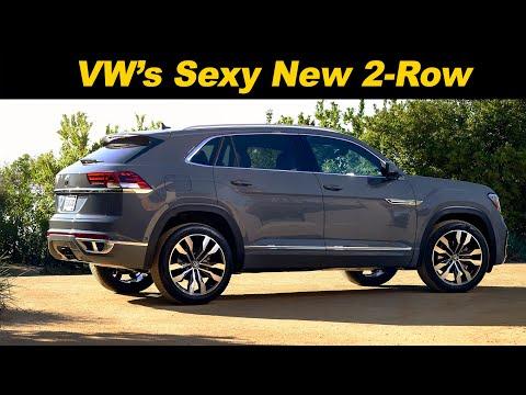 2020 Volkswagen Atlas Cross Sport First Look