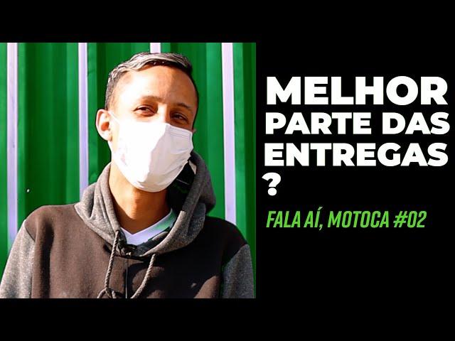 FALA AÍ, MOTOCA #02   MOTTU - ALUGUEL DE MOTO PARA ENTREGADORES