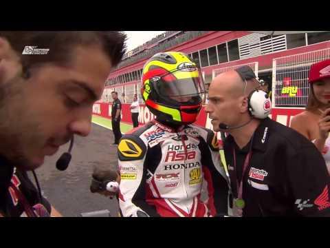 Khairul Idham Pawi di MotoGP Argentina 2016