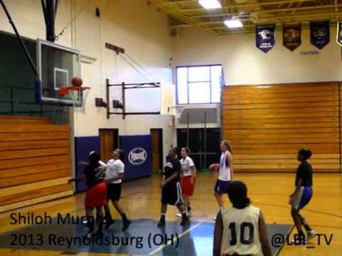 Shiloh Murphy-Class of 2013-Reynoldsburg (OH)