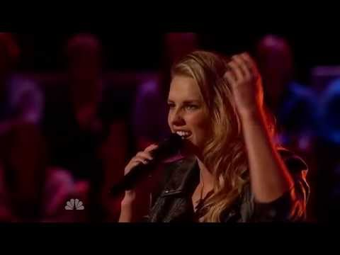 Amy Whitcomb sings House of The Rising Sun - The Voice season 4 Knockout