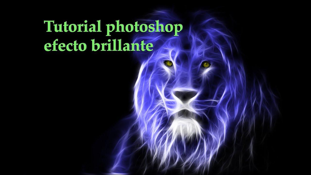 Tutorial: cómo crear efectos de brillo en Photoshop con ...