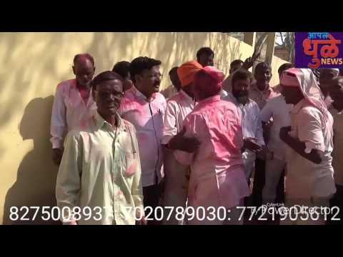 Shivsena sarpunch Niwad lalig