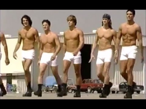 Manhunt: The Search For America's Most Gorgeous Male Model (2004, episode 1)