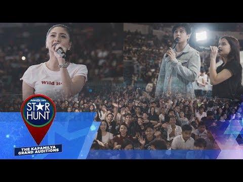 ABS-CBN Star Hunt Araneta April 20 Highlights #StarHuntBegins