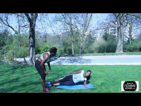 Les obliques (poignées d'amour) - Sport is Beautiful #6 - Beauté Femme Noire