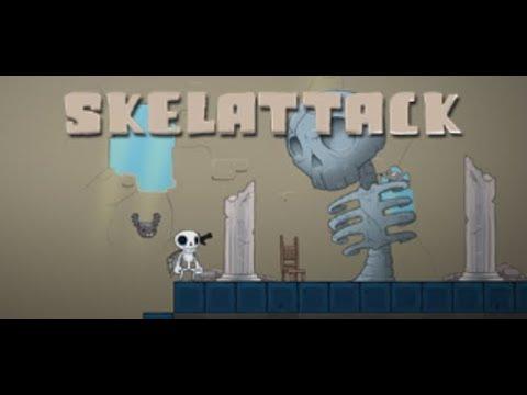 AMAZING NEW INDIE TITLE! - Skelattack (Demo)