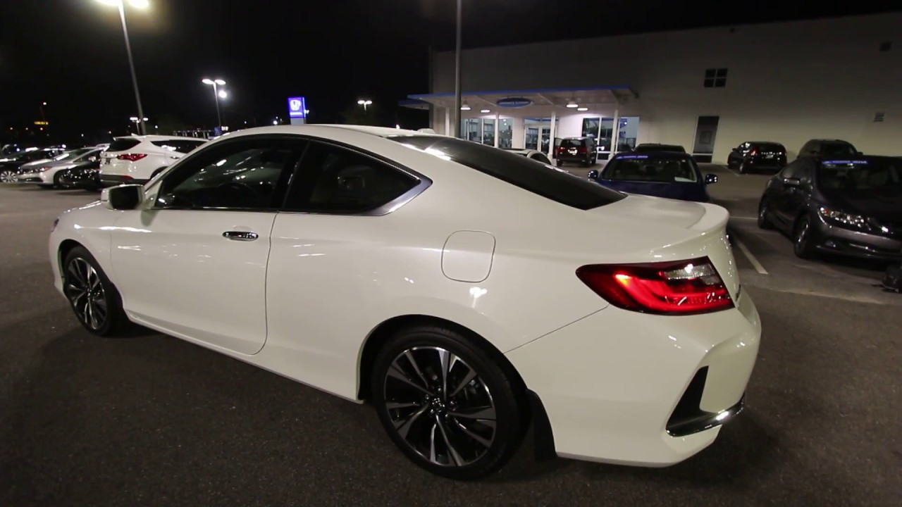 2017 Honda Accord Coupe Review Part 1 Exterior At Stokes North You