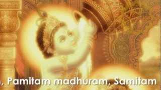 Sri Krishna Ashtakam - Adharam Madhuram - Madhurastakam by advaita