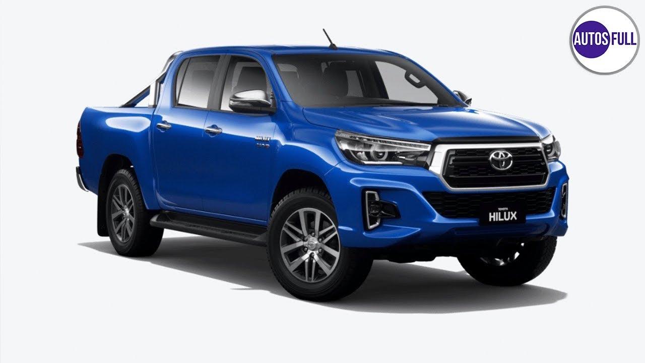 Nueva Toyota HILUX 2019 ¿se Parece A TACOMA?