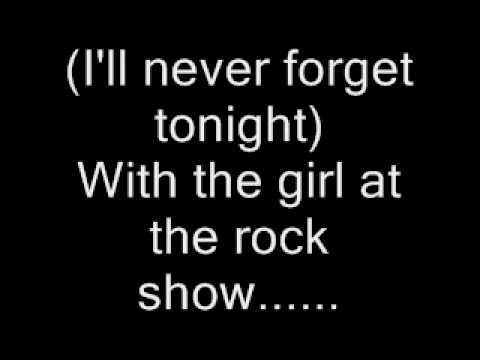 Blink-182 The Rock Show (lyrics)